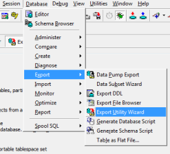 Export to DMP Files