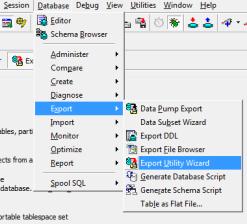 Export to DMP Files